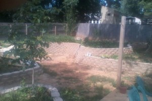 Photo #2: RETAINING WALLS, PAVER STONE PROJECTS, LANDSCAPING!