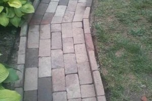 Photo #5: RETAINING WALLS, PAVER STONE PROJECTS, LANDSCAPING!