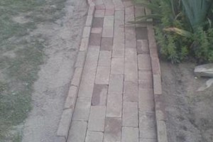 Photo #6: RETAINING WALLS, PAVER STONE PROJECTS, LANDSCAPING!