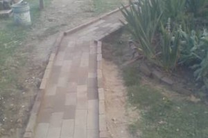 Photo #7: RETAINING WALLS, PAVER STONE PROJECTS, LANDSCAPING!