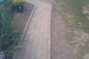 Photo #8: RETAINING WALLS, PAVER STONE PROJECTS, LANDSCAPING!