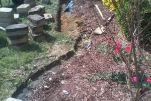 Photo #9: RETAINING WALLS, PAVER STONE PROJECTS, LANDSCAPING!