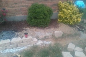 Photo #10: RETAINING WALLS, PAVER STONE PROJECTS, LANDSCAPING!
