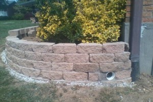 Photo #13: RETAINING WALLS, PAVER STONE PROJECTS, LANDSCAPING!