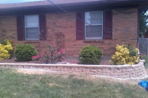 Photo #14: RETAINING WALLS, PAVER STONE PROJECTS, LANDSCAPING!