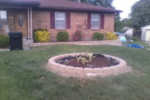 Photo #15: RETAINING WALLS, PAVER STONE PROJECTS, LANDSCAPING!