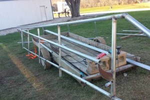 Photo #2: Wainscott's Mobile Welding