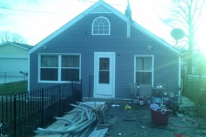 Photo #15: ALL n ONE handyman - SIDING, DECKS, REMODELING, DRYWALL...