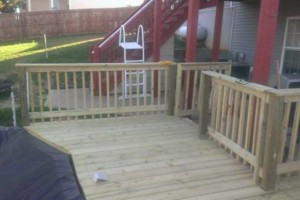 Photo #10: ALL n ONE handyman - SIDING, DECKS, REMODELING, DRYWALL...