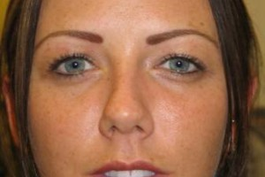 Photo #1: Permanent Cosmetics By Theresa! Eyebrows, Eyeliner & Lip Liner procedures!