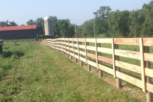 Photo #8: Horse, Cattle and livestock fencing