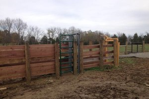 Photo #4: Horse, Cattle and livestock fencing