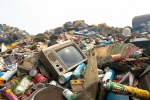 Photo #1: Junk and trash clean up