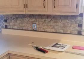 Photo #1: Tile work 2.50 sq!