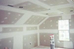 Photo #3: Drywall Finishing and Repairs