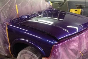 Photo #1: Chris' Auto body repair and paint