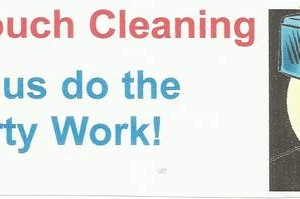 Photo #1: FINAL TOUCH CLEANING. FULL SERVICE janitorial company