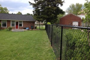 Photo #2: Need Fence Work? Today is your lucky day!
