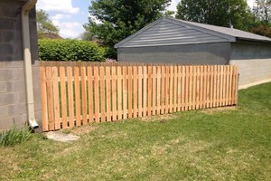 Photo #8: Need Fence Work? Today is your lucky day!