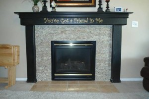 Photo #22: Installation of Recycled Granite of Kentucky Split Stone Veneers