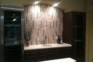 Photo #14: Installation of Recycled Granite of Kentucky Split Stone Veneers