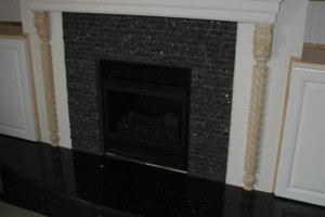 Photo #13: Installation of Recycled Granite of Kentucky Split Stone Veneers
