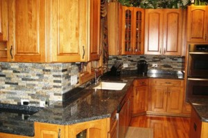 Photo #12: Installation of Recycled Granite of Kentucky Split Stone Veneers