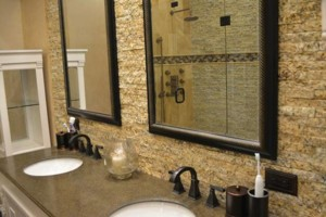 Photo #9: Installation of Recycled Granite of Kentucky Split Stone Veneers