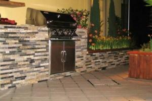 Photo #7: Installation of Recycled Granite of Kentucky Split Stone Veneers