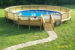 Photo #5: Pools, Decks, Fencing...More!!!