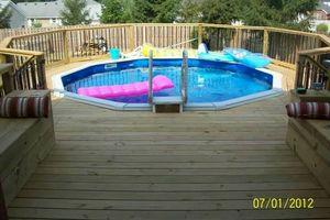 Photo #3: Pools, Decks, Fencing...More!!!
