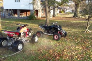 Photo #2: Quad, utility & dirt bike repair