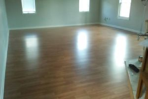 Photo #1: Tile and laminate flooring