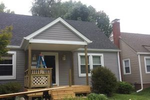 Photo #3: Roof , Gutter and Siding Repairs