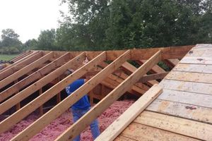 Photo #2: Roof , Gutter and Siding Repairs