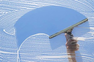 Photo #1: Window Cleaning. E&M Professional Services