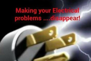 Photo #1: MAGIC ELECTRIC -AFFORDABLE ELECTRICIAN!
