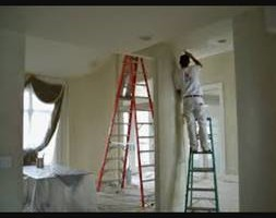 Photo #1: Corey and Mario Painters. No job is too small!