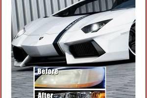 Photo #9: Quality Service Headlight Restoration