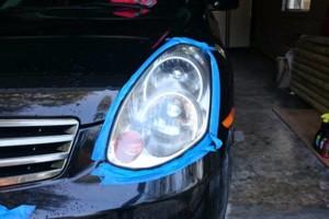 Photo #2: Quality Service Headlight Restoration