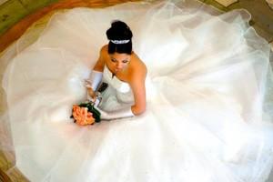 Photo #2: Wedding Photography. $895 / 4 hours