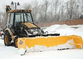 Photo #1: Commercial Snow Removal Chris Branham