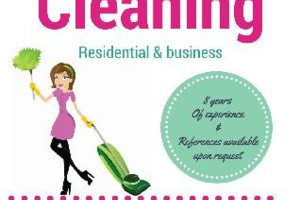 Photo #1: Above and Beyond House Cleaning by Chelsea Loveland