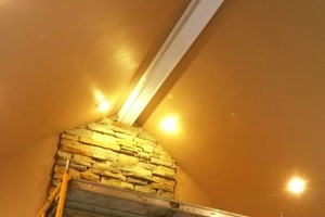 Photo #14: Need a painter? Painting and Drywall repairs, Drywall hanging / finish