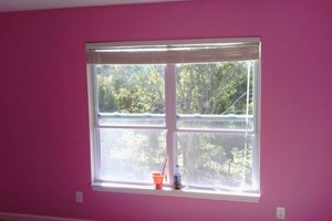 Photo #9: Need a painter? Painting and Drywall repairs, Drywall hanging / finish