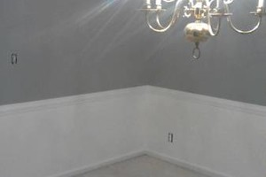 Photo #5: Need a painter? Painting and Drywall repairs, Drywall hanging / finish