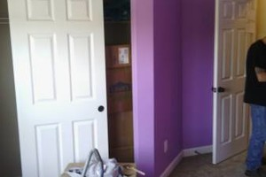 Photo #1: Need a painter? Painting and Drywall repairs, Drywall hanging / finish
