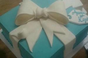 Photo #8: C.C's Cakes. Wedding cakes / pastries