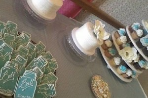 Photo #6: C.C's Cakes. Wedding cakes / pastries