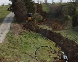 Photo #4: New Horizon Septic & Excavating, LLC